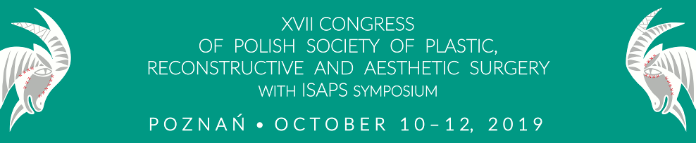 17th Congress of the Polish Society of Plastic, Reconstructive and Aesthetic Surgery with ISAPS Symposium